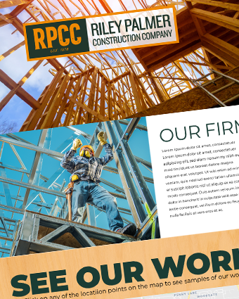 RPCC Website home page